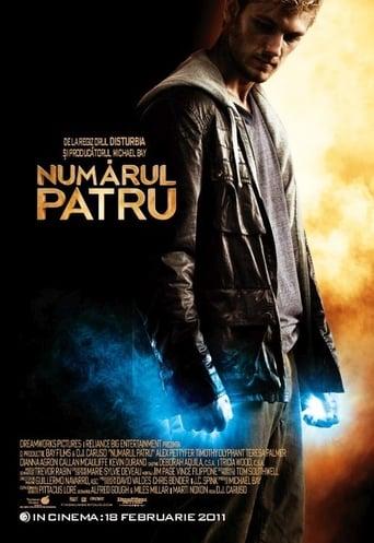 Poster of Numărul patru