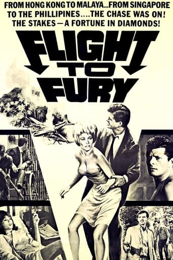 Poster of Flight to Fury