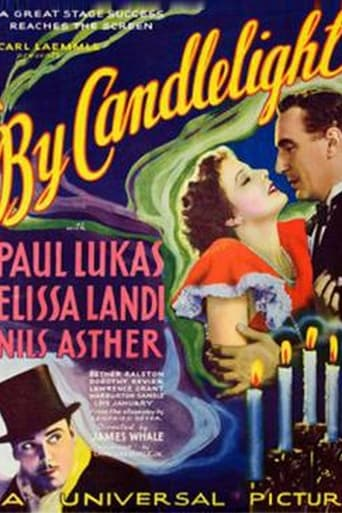 Poster of By Candlelight