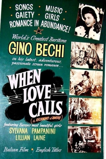 Poster of When Love Calls