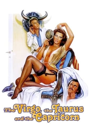 Poster of The Virgo, the Taurus and the Capricorn