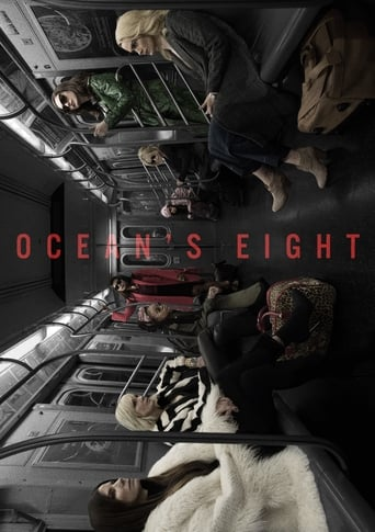 Poster of Ocean's Eight