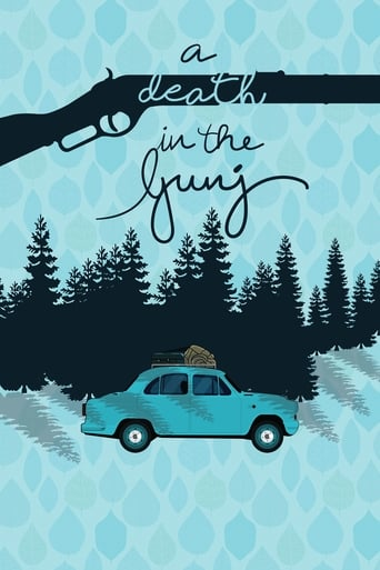 Poster of A Death in the Gunj