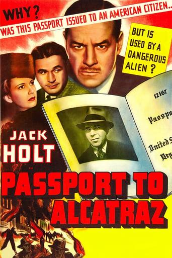 Poster of Passport to Alcatraz