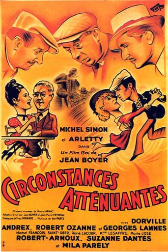 Poster of Circonstances atténuantes