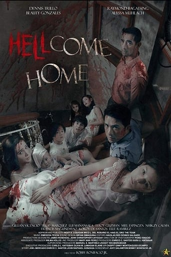 Poster of Hellcome Home