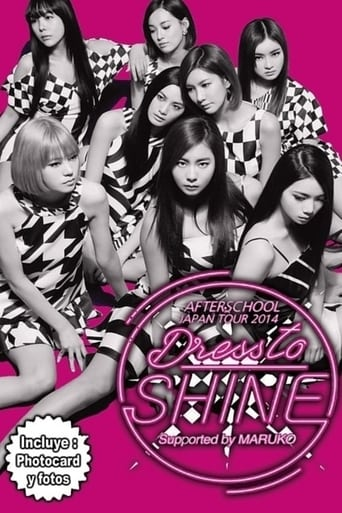 AFTER SCHOOL - JAPAN TOUR 2014 - DRESS TO SHINE