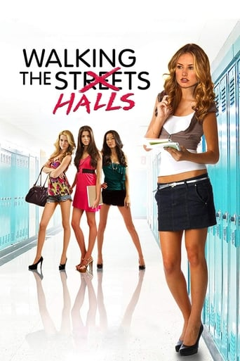 Poster of Walking the Halls