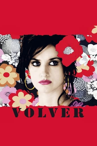 Poster of Volver