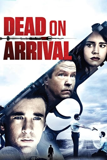Poster of Dead on Arrival