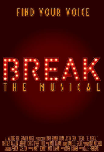 Poster of Break: The Musical