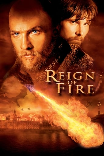 Poster of Reign of Fire
