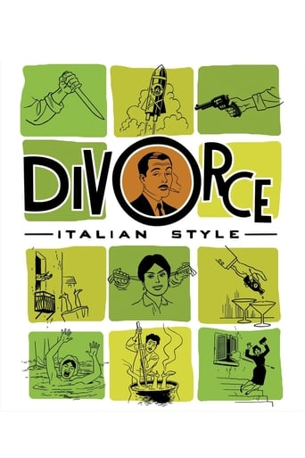 Poster of Divorce Italian Style