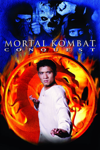 Poster of Mortal Kombat: Conquest
