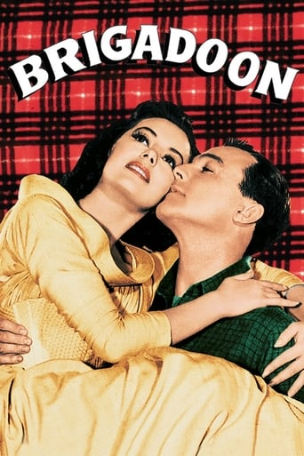 Poster of Brigadoon