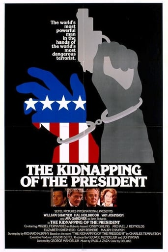 Poster of The Kidnapping of the President