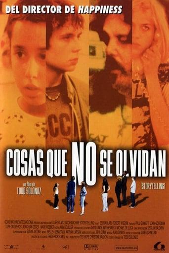 Poster of Cosas que no se olvidan