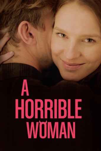 Poster of A Horrible Woman