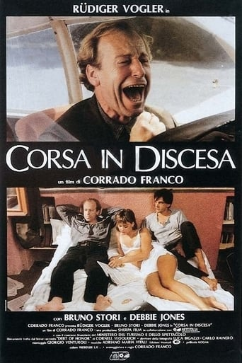 Poster of Corsa in discesa