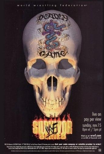 Poster of WWE Survivor Series 1998
