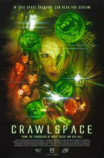 Poster of Crawlspace