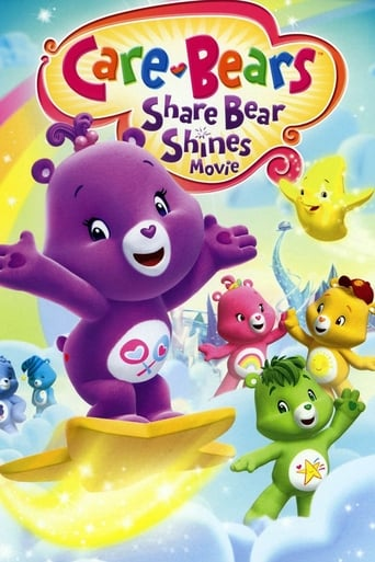 Poster of Care Bears: Share Bear Shines