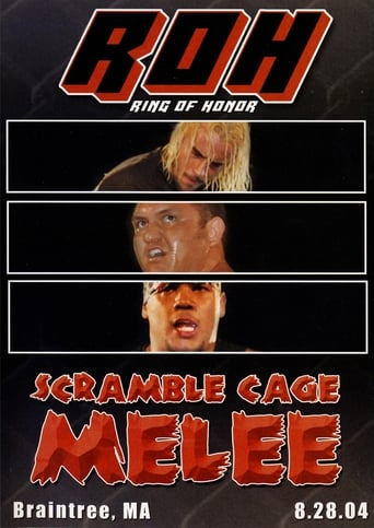 Poster of ROH Scramble Cage Melee