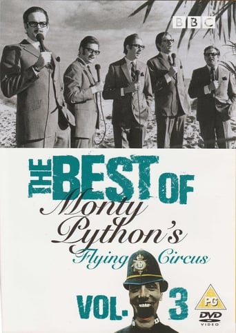 The Best of Monty Python's Flying Circus Volume 3 poster