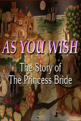 Poster of As You Wish: The Story of The Princess Bride