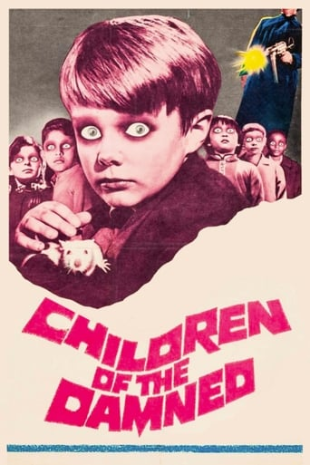 Poster of Children of the Damned