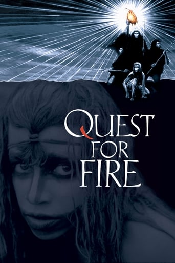 Poster of Quest for Fire