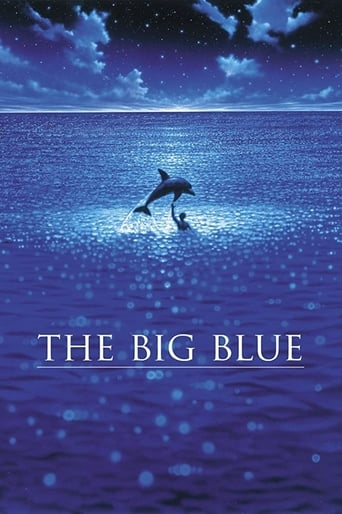 Poster of The Big Blue