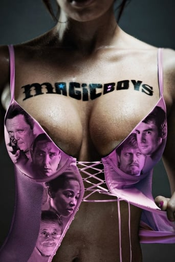 Poster of Magic Boys