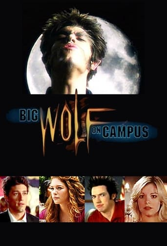 Poster of Big Wolf on Campus