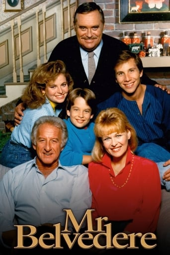Poster of Mr. Belvedere