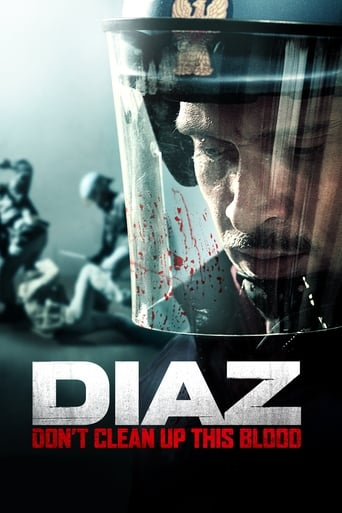 Poster of Diaz - Don't Clean Up This Blood