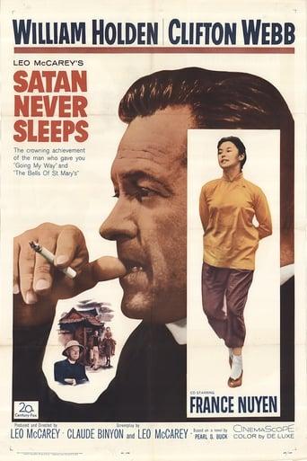 Poster of Satan Never Sleeps