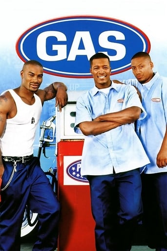 Poster of Gas