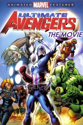 Poster of Ultimate Avengers: The Movie