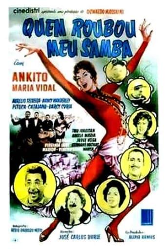 Poster of Quem Roubou Meu Samba?
