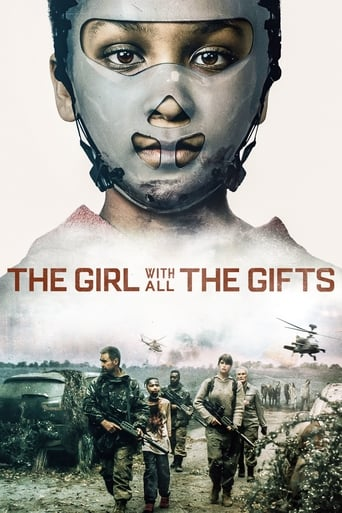 Poster of The Girl with All the Gifts