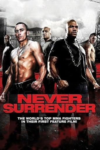Poster of Never Surrender