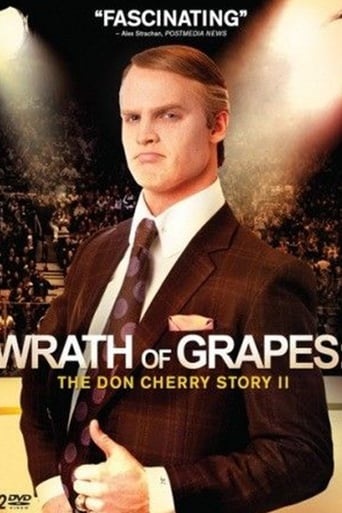Poster of Wrath of Grapes The Don Cherry Story II