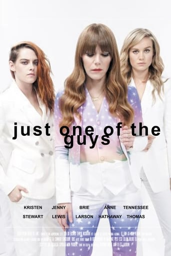 Poster of Just One Of The Guys