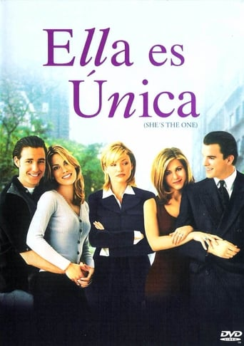 Poster of Ella es única