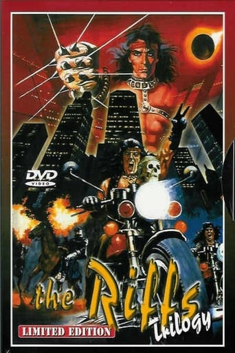Poster of The Bronx Warriors Trilogy