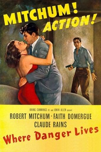 Poster of Where Danger Lives