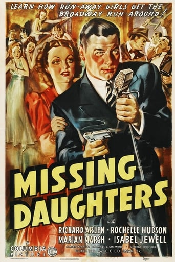 Poster of Missing Daughters