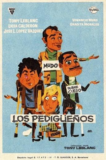 Poster of Los pedigüeños