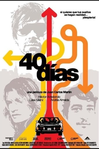 Poster of 40 días